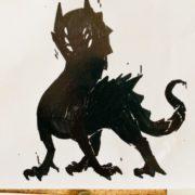 ドラゴン龍のイラスト