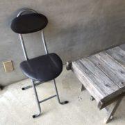 椅子のお布施